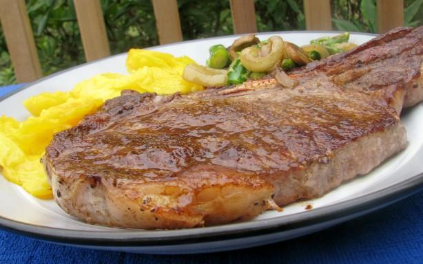 Easy Seared Steak Recipes — Dishmaps