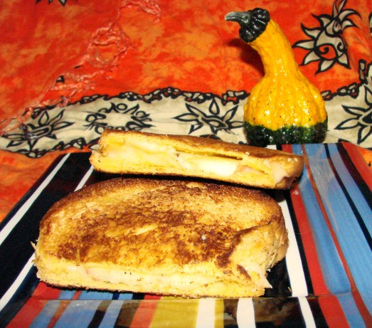 Apple-Cheddar Panini Recipe - Food.com