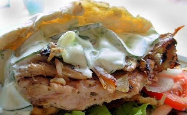 how to make chicken doner