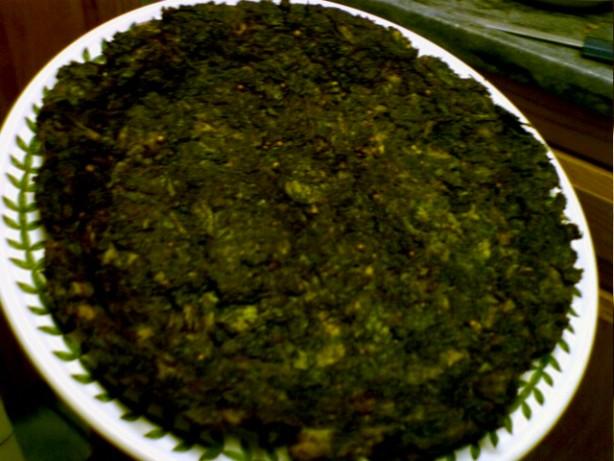 Persian Herb Omelette Kuku Recipe - Food.com