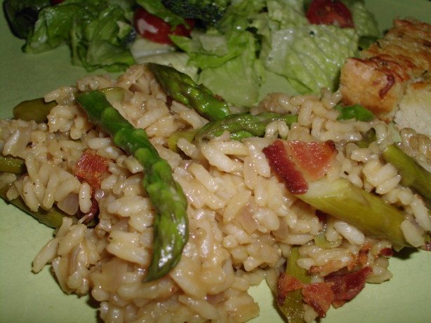 Asparagus Risotto Recipe - Food.com