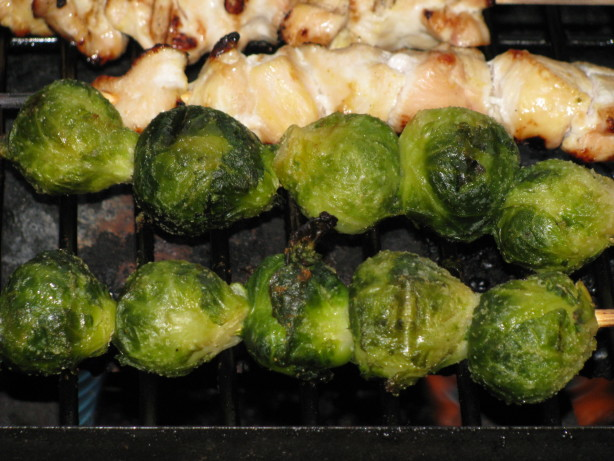 Grilled Brussels Sprouts Recipe - Food.com