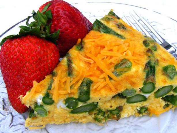 Asparagus Frittata Recipe - Breakfast.Food.com