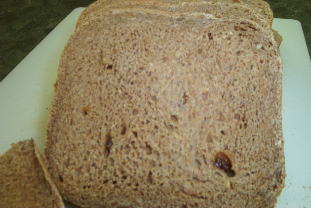 Bread Machine Applesauce Granola Bread Recipe - Food.com