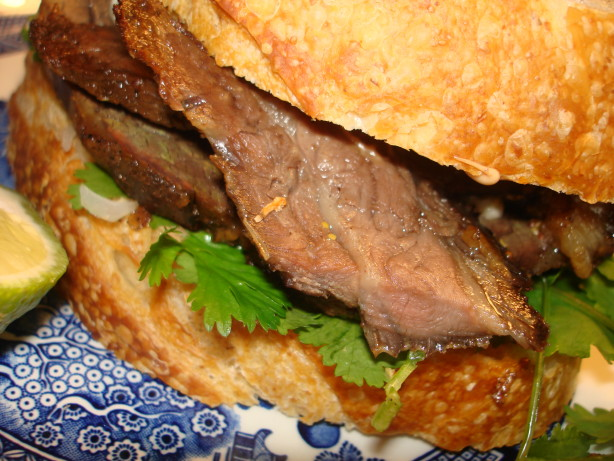 Jalapeno Steak Sandwiches Recipe - Food.com