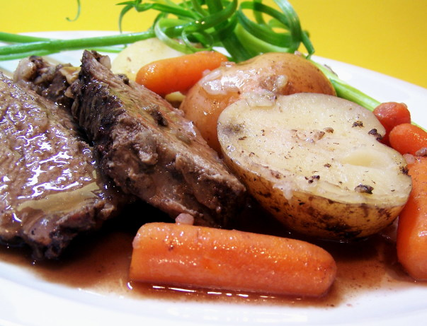 Super Simple Crock Pot Roast Recipe - Food.com