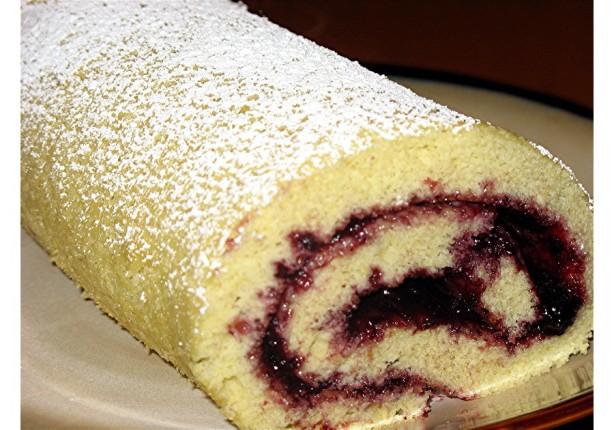 Jelly Roll Cake Recipe And Procedure: Jelly Roll Recipe