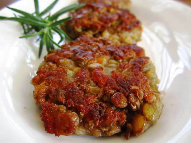 Vegan Lentil Burgers Recipe - Food.com