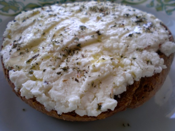 Herb And Lemon Goat Cheese Spread Recipe - Food.com