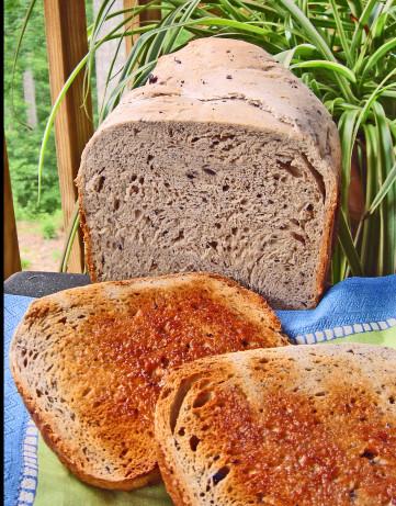 bread machine muffin bread recipe