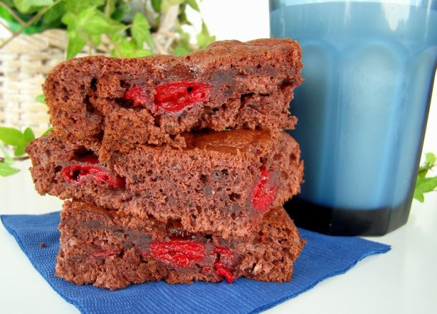 Low Calorie Box Cake Mix Recipes: Cherry Angel Food Low Fat ) Recipe