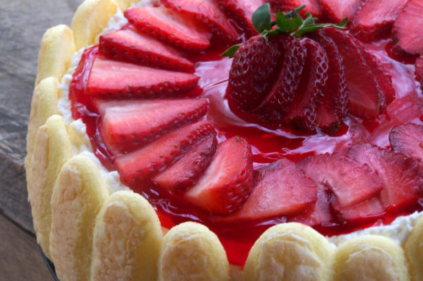 Strawberry Torte Recipe - Food.com