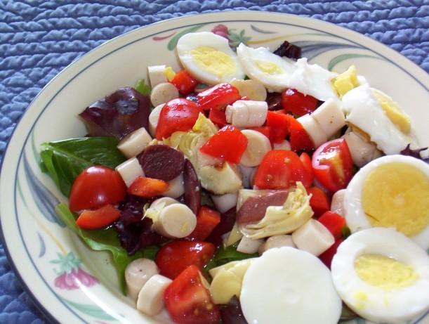 Hearts Of Palm Salad Recipe - Food.com