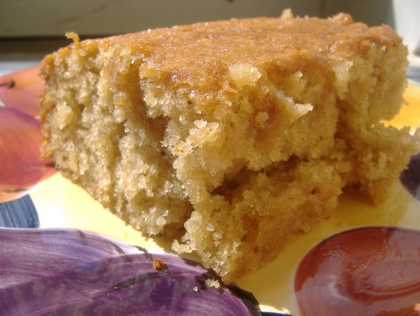 Applesauce Spice Cake Recipe - Food.com
