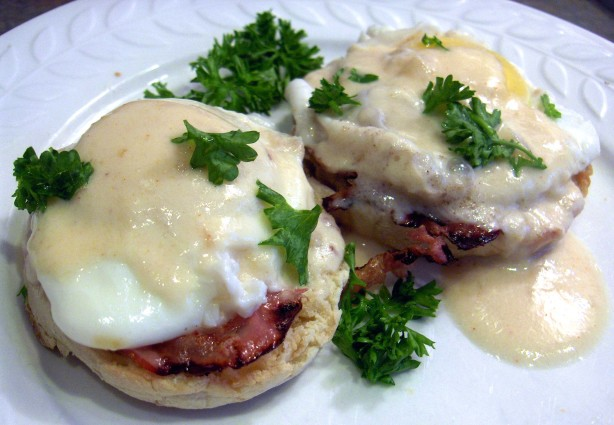 Ceptionally Healthy Eggs Benedict Recipe - Food.com