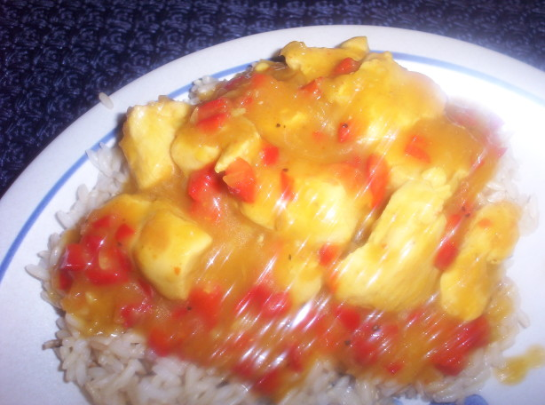 Moroccan Chicken W Brown Rice Recipe - Food.com