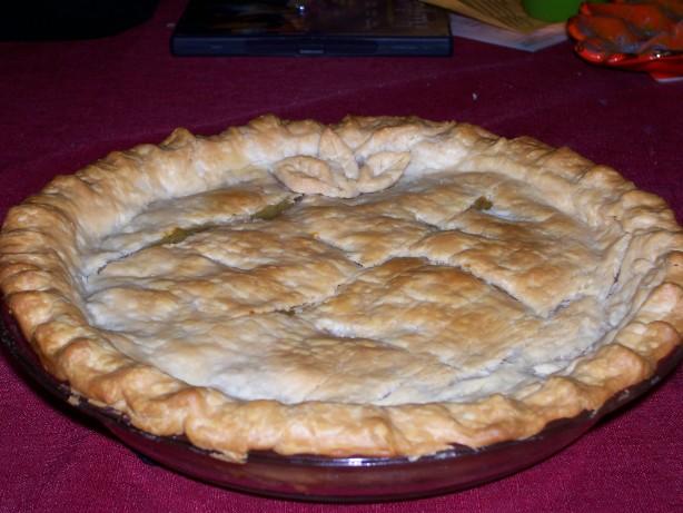Classic Chicken Pot Pie Recipe - Food.com