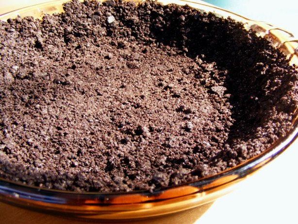 Yummy Chocolate Or Gingersnap Cookie Crumb Pie Crust Recipe - Food.com