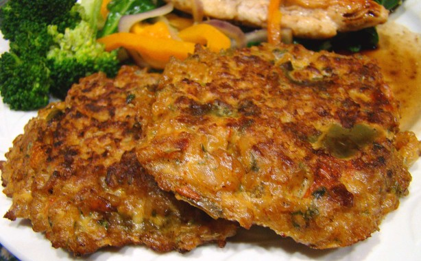Brown Rice Cakes Recipe