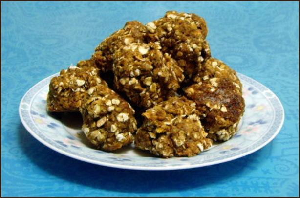 Low Fat Pumpkin Oatmeal Cookies 53