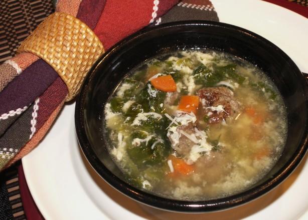 Italian wedding soup recipe food com