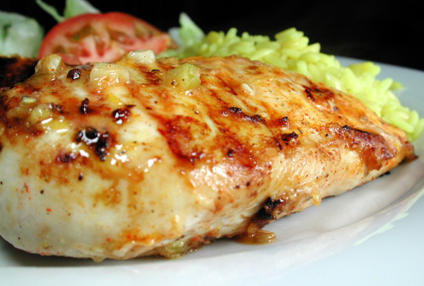 Tequila Lime Chicken Breasts Recipe - Food.com
