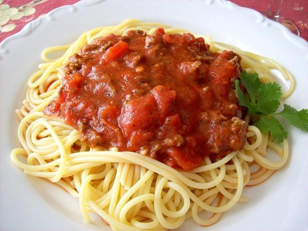 world famous spaghetti recipe foodcom