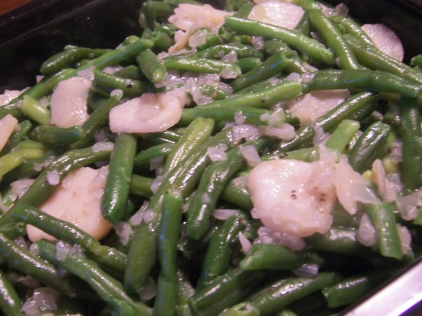 Green Beans With Water Chestnuts Recipe - Food.com