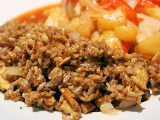 Quick Chinese Fried Rice Recipe - Food.com
