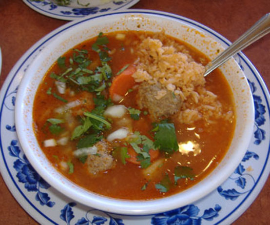 Mexican Meatball Soup - Albondigas Recipe - Food.com