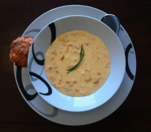 Lobster Or Crab Bisque Recipe - Food.com