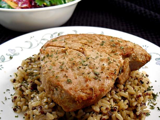 Spicy Grilled Caribbean Tuna Recipe - Food.com