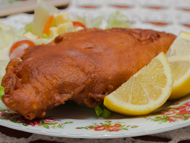 Tavern Beer Battered Fish Recipe