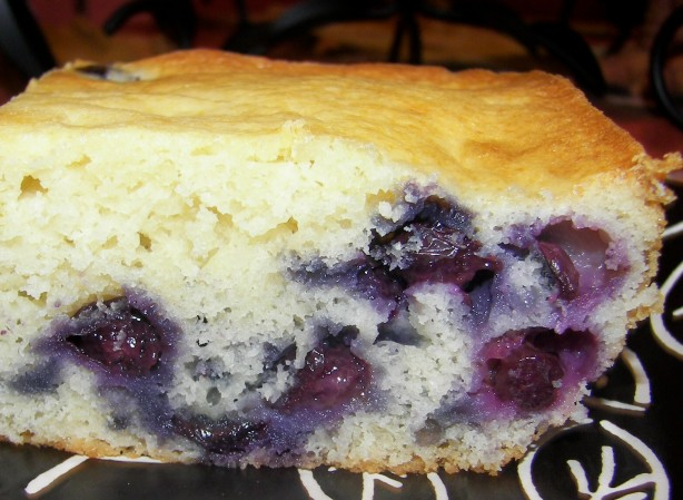 Amish Blueberry Cake Recipe Food Com