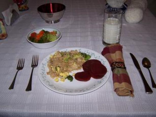 Chicken Fried Rice II Recipe - Chinese.Food.com