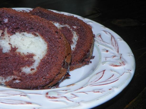Coconut Bundt Cake With Coconut Milk