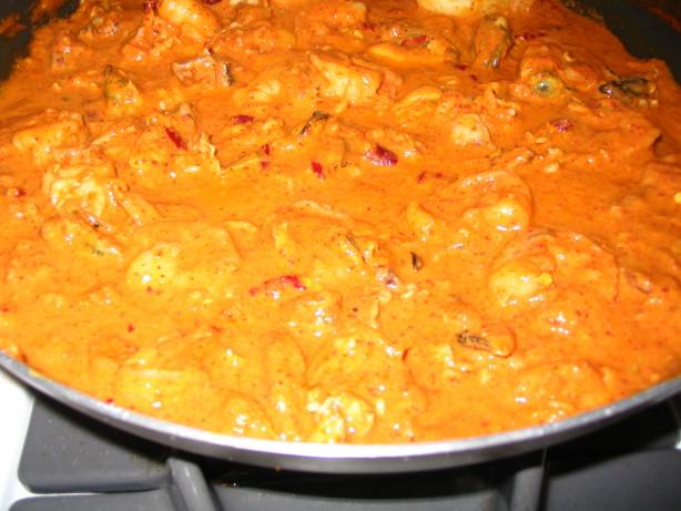 Seafood Thai Curry Recipe - Food.com