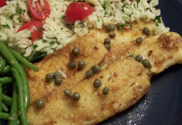 Tilapia Piccata Recipe - Food.com