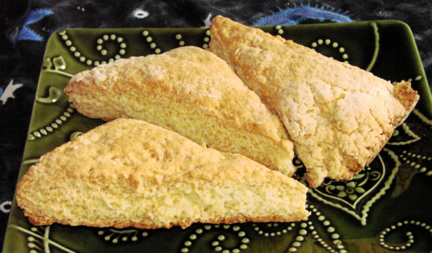 Orange Almond Scones Recipe - Food.com