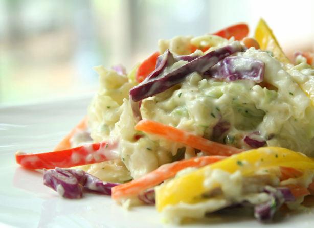 Spicy Slaw Recipe — Dishmaps