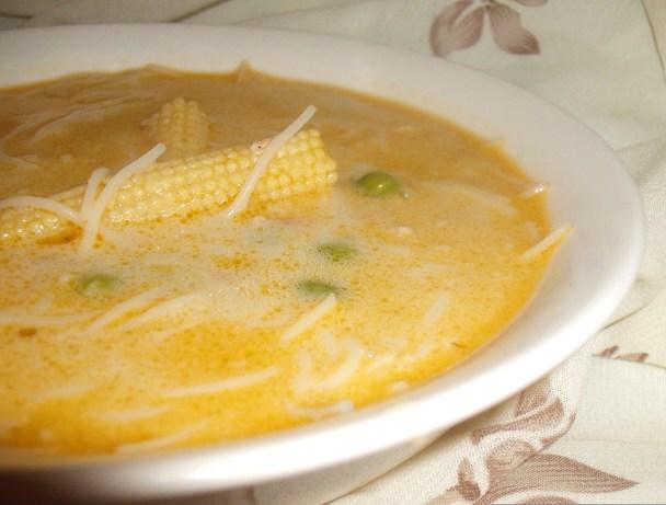 Quick And Easy Thai Soup Chicken) Recipe - Thai.Food.com