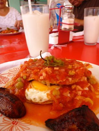 Huevos Motulenos RecipeFood.com