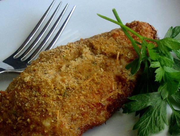 Oven-Fried Parmesan Chicken Recipe - Food.com
