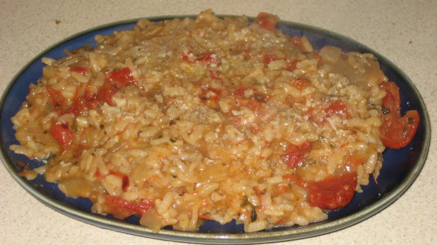 Sun-Dried Tomato Risotto Recipe - Food.com
