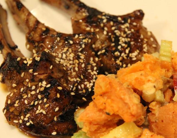 Spiced Lamb Chops Recipe - Food.com