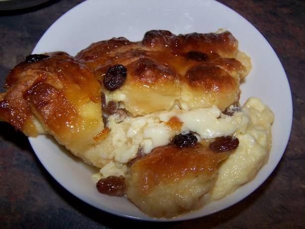 Marmalade-Glazed Croissant Pudding Recipe - Food.com