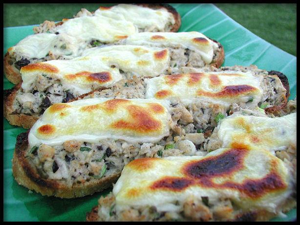 Emerils Kicked-Up Tuna Melt Recipe - Food.com
