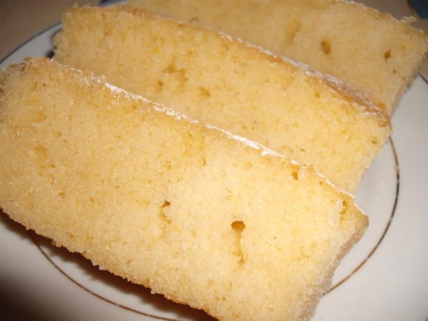 Traditional Swedish Almond Cake Slices Recipe Food Com