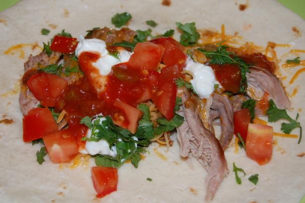Pulled Pork Tacos Food Network