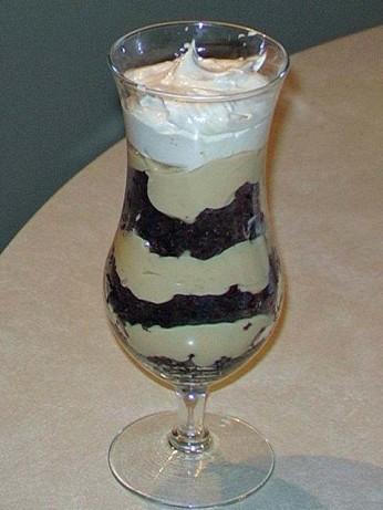 Sweetsladys Chocolate Peanut Butter Brownie Trifle Recipe